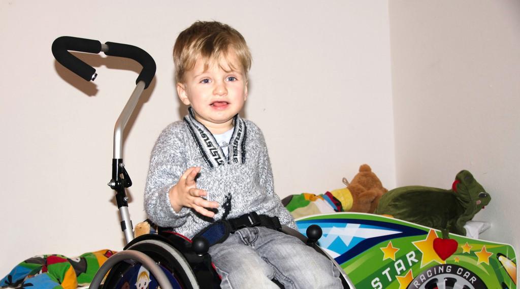 Pflege für Kinder mit Behinderung